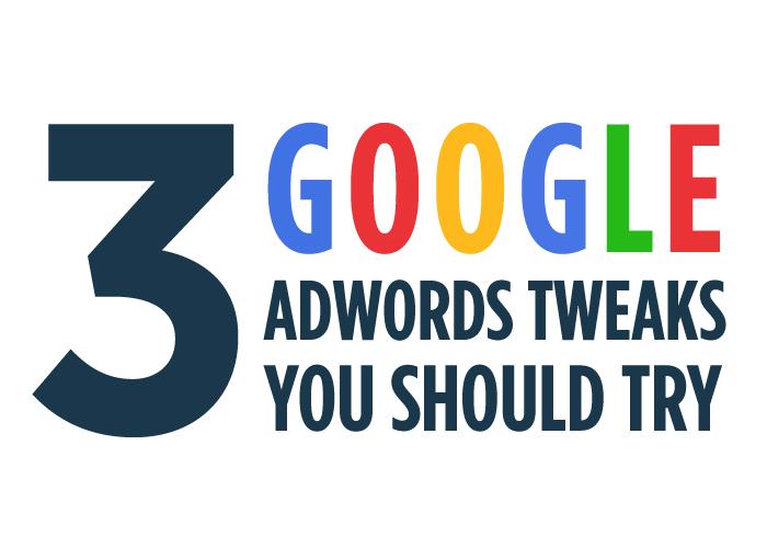 Pizzazz Group Google AdWords Tweaks