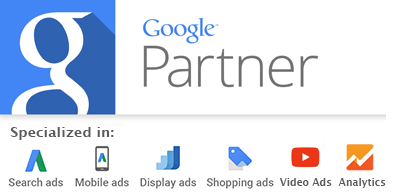 Digital Advertising Google Partner