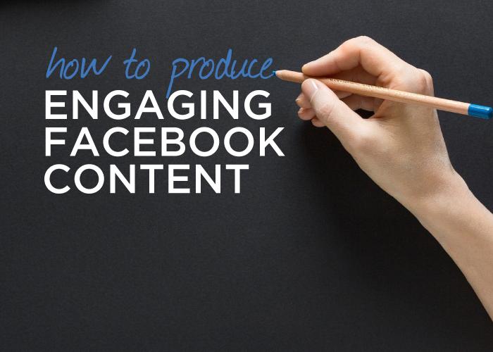 Facebook Content Digital Marketing Blog