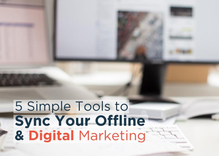 Offline & Online Digital Marketing