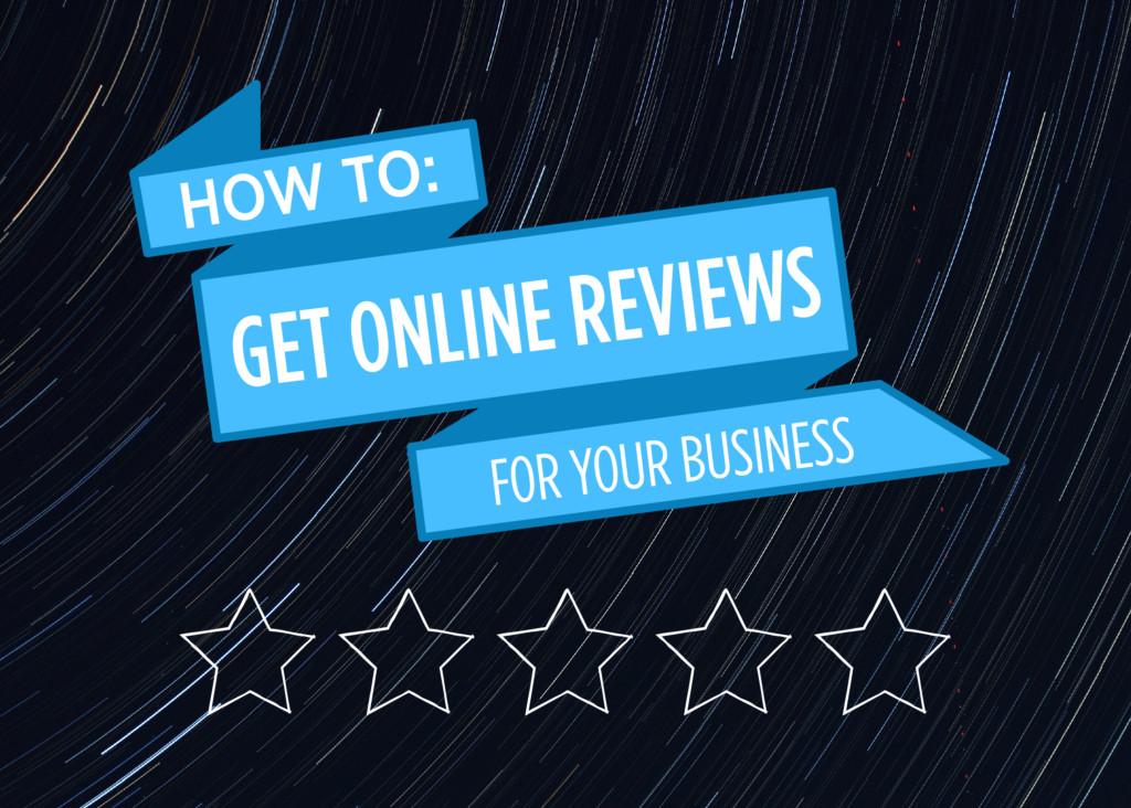 Online Reviews Digital Marketing Blog